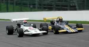 Cooper, Lola, Elva, Lotus, Chevron, Brabham, Single Seater racing
