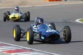 Race at Zandvoort and other circuits in Europe with your own historic race car or rent one of ours